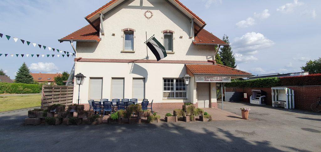 Gaststätte zur Kleinbahn